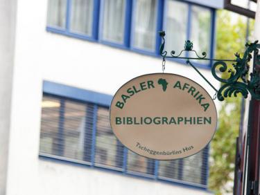 Basler Afrika Bibliographien