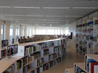 FHNW Hochschule für Gestaltung und Kunst Mediathek