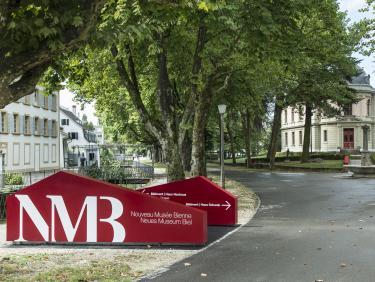 NMB Nouveau Musée Bienne