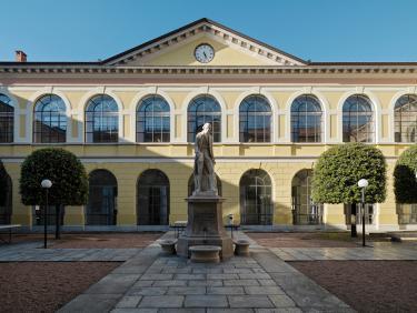 Biblioteca dell'Accademia di architettura Mendrisio