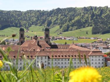Klosterarchiv Einsiedeln