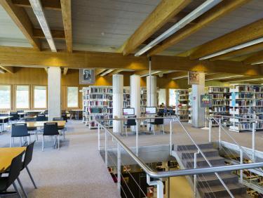 Bibliothèque cantonale et universitaire - Lausanne